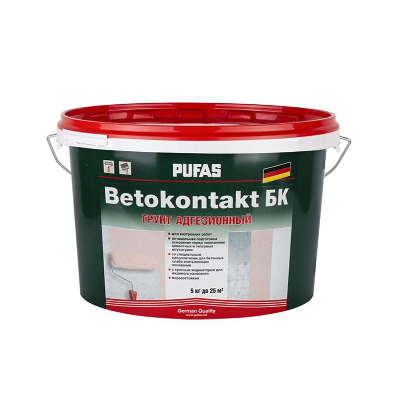 Бетоноконтакт красная жидкость наливные полы и потолки